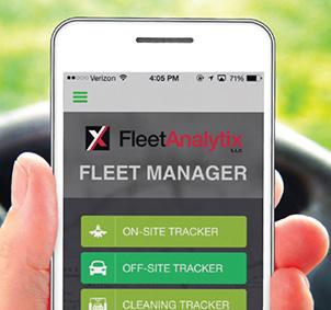 FleetAnalytix fleet manager